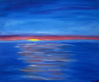 Sunset by Moby Kane
