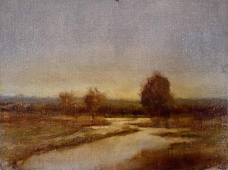 J P Childress - Sunset on the Frio