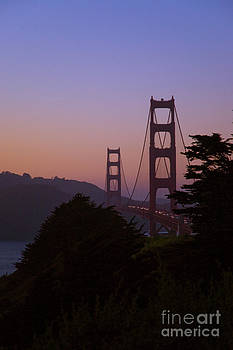 Tim Mulina - Sunset on the Golden Gate 2