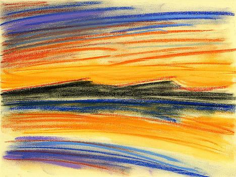 Hakon Soreide - Sunset on the Lake