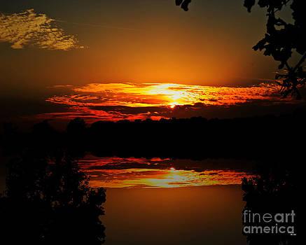 Ms Judi - Sunset Reflections