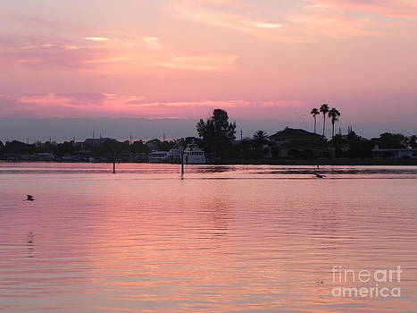 Sunset by Sandy Owens