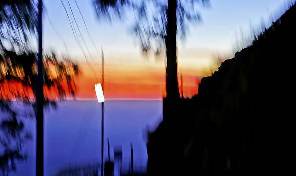 Kantilal Patel - Sunset Sign