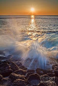 Sunset Splash by Derek Smyth