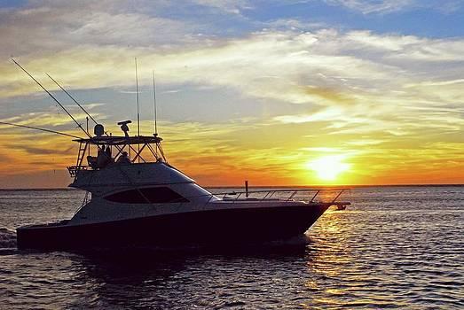 Gary Wonning - Sunset Splendor