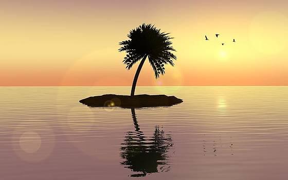 Sunset by Teddy Keitel