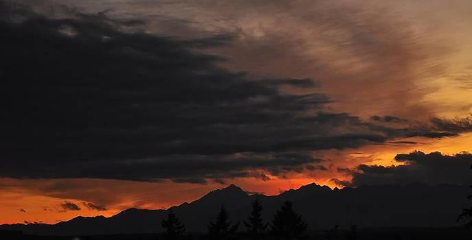 Ronda Broatch - Sunset Tonight