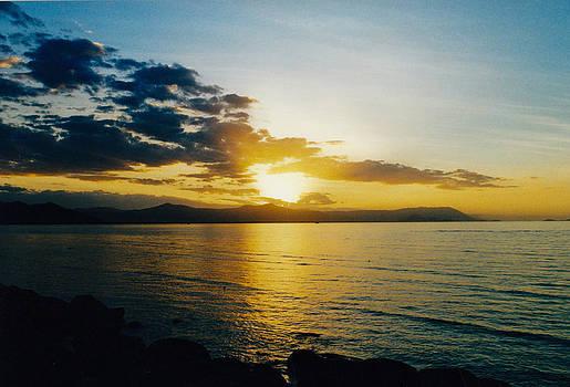 Joe Michelli - Sunset Trinity Bay