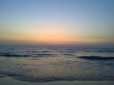 Sunset04 by Maneesha Mahapatra
