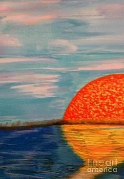 Sunshine by Mae Hermansen