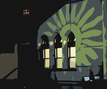 Sunshine Windows by Peter  McIntosh