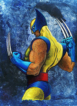 Superhero by Steve Benton