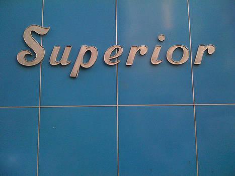 Superior by Erica Freudenstein