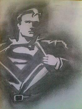 Superman by Debasis Rath
