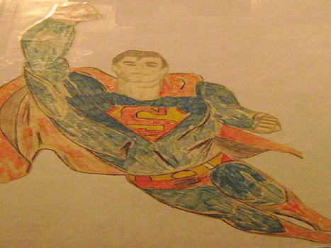 Superman by Paul Rapa