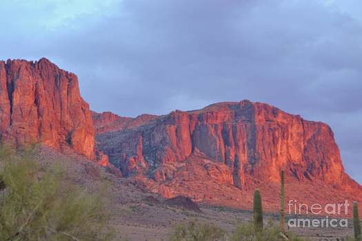 Superstitions after the rain by Patty Descalzi