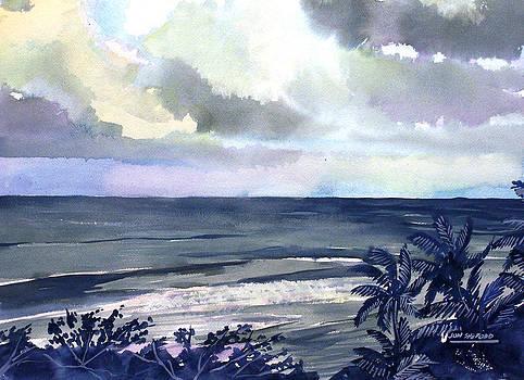 Surf Breaking by Jon Shepodd