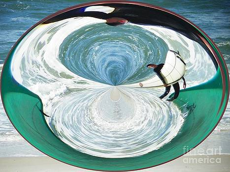 Surf it by Laurence Oliver