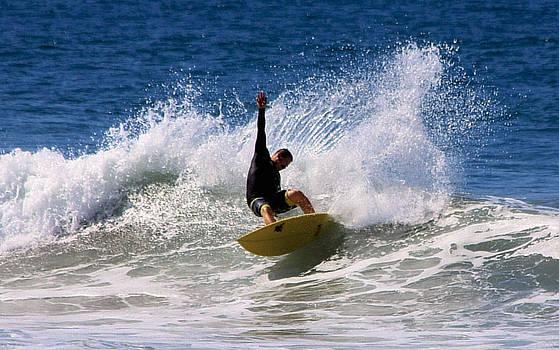 Surfer 2 by Judith Szantyr