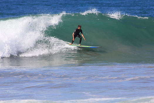 Surfer 3 by Judith Szantyr