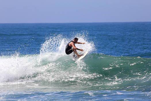Surfer 4 by Judith Szantyr