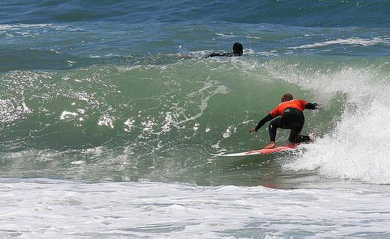 Surfing by Asaf Schwarz