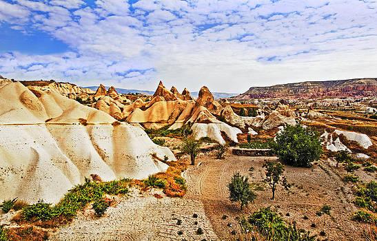 Kantilal Patel - Surreal aerial of Cappadocia