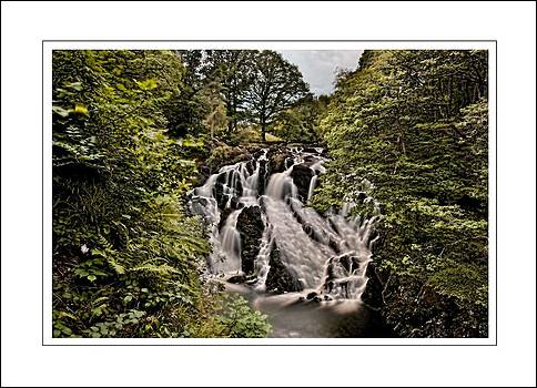 Swallow Falls by Martin Bryers