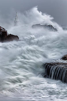 Swallowed By The Sea by Evgeni Dinev