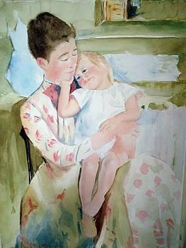 Sweet Embrace by Nancy Pratt