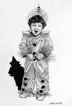 Carmen Del Valle - Sweet Little Clown