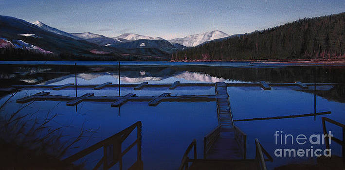 Swift Reservoir by Conny Riley