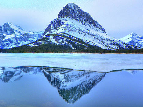 Swiftcurrent Lake by Roland Schulz
