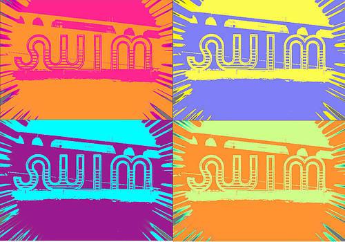 Swim by Amber Hennessey