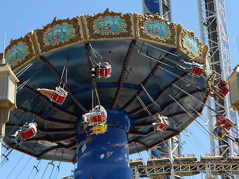 Swings Ride by James McGuine