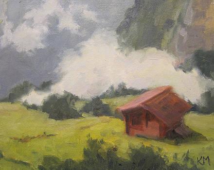 Swiss Cottage by Karen Meredith