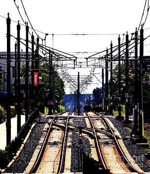 Switch Tracks by Melanie Kirdasi