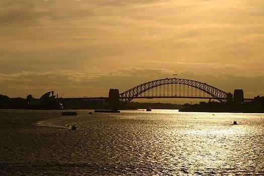Noel Elliot - Sydney Harbour Australia