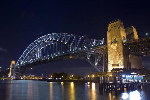 Sydney Harbour Bridge by Darren Martin