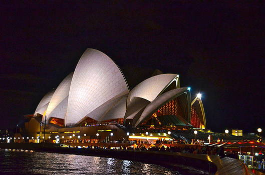 Sydney Opera House by Andy Yoon