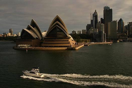 Noel Elliot - Sydney Opera House Australia