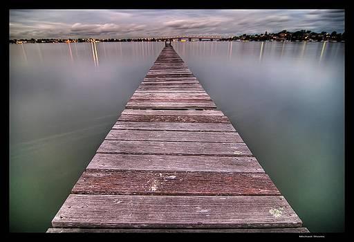 Sylvania Wharf by Michael Thoms