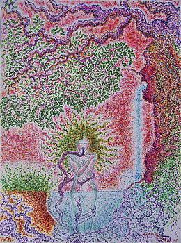 Symbiotic Healing Pool by Andrew Zeutzius