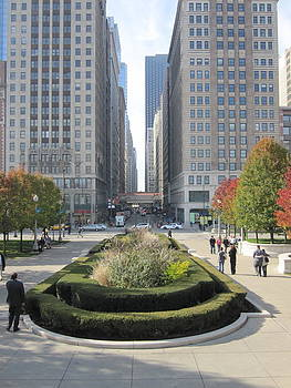 Symmetric Chicago by Ashley Howard