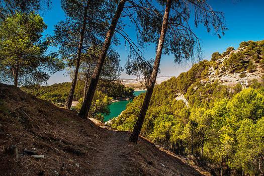 Jenny Rainbow - Symphony of Nature. El Chorro. Spain