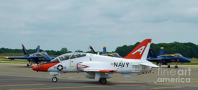 Mark Dodd - T-45 Goeshawk 3