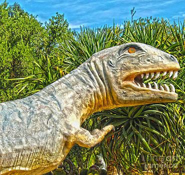 Gregory Dyer - T Rex