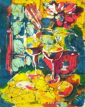 Table by Nadejda Lilova