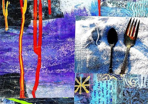 Tableware Blues by Jann Sage