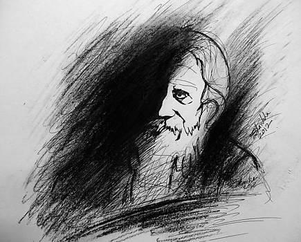 Tagore by Shankhadeep Bhattacharya